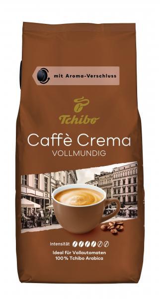 Tchibo Caffè Crema - 1kg Ganze Bohne
