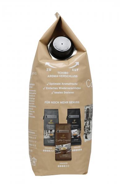 Tchibo Caffè Crema Mild - 1kg Ganze Bohne