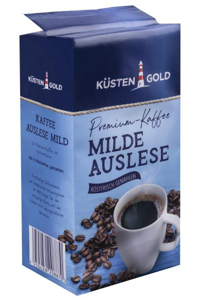 Küstengold Kaffee mild