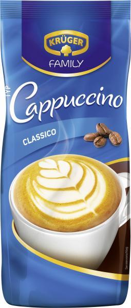 Krüger Family Cappuccino Classico