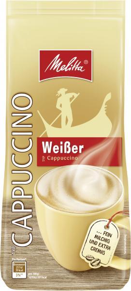 Melitta Weißer Cappuccino