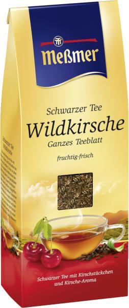 Meßmer Schwarzer Tee Wildkirsche