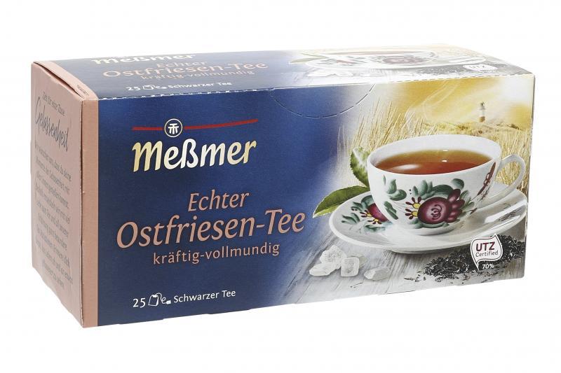 Meßmer Feinster Ostfriesen-Tee