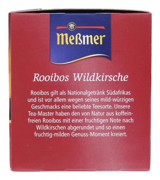 Meßmer Rooibos Wildkirsche