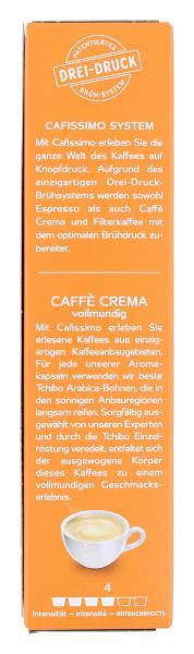 Tchibo Cafissimo Caffè Crema vollmundig