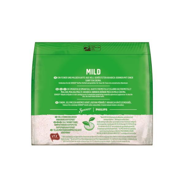 Senseo Pads Mild, 16 Kaffeepads