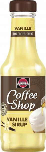 Schwartau Coffee Shop Sirup Vanille