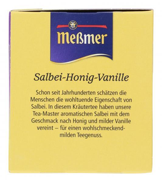 Meßmer Salbei-Honig-Vanille