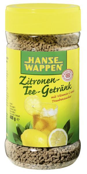 Hansewappen Zitronen-Tee-Getränk