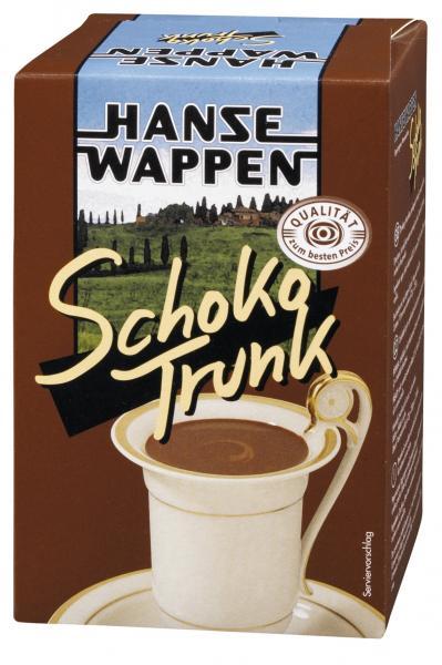 Hanse Wappen Schoko Trunk