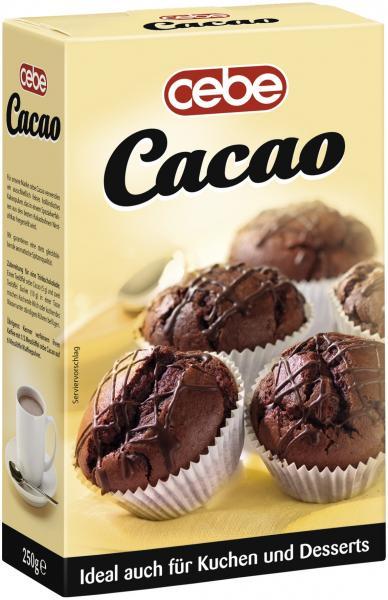 Cebe Kakaopulver