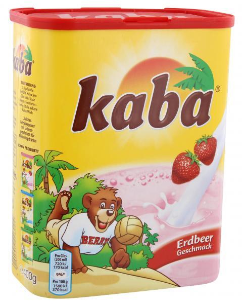 Kaba Erdbeer