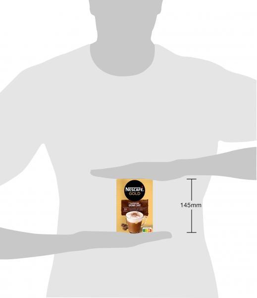 Nescafé Gold Typ Cappuccino cremig zart