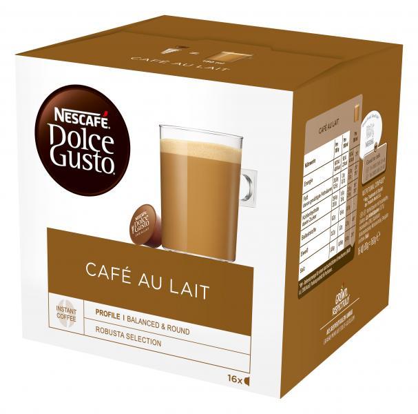 Nescafé Dolce Gusto Café Au Lait