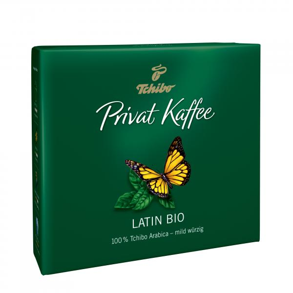 Tchibo Privat Kaffee Latin Bio