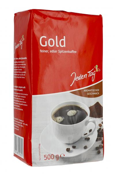 Jeden Tag Gold Kaffee