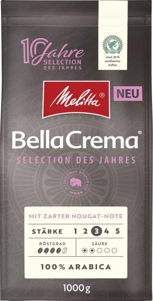 Melitta Bella Crema Selection des Jahres Ganze Bohnen