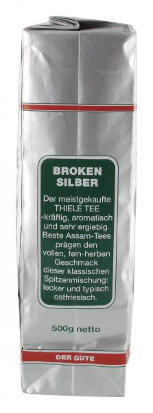 Thiele Tee Broken Silber