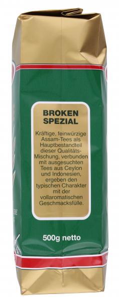 Thiele Tee Broken Spezial