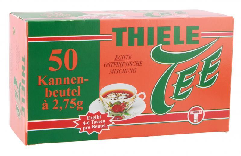 Thiele Tee Echte ostfriesische Mischung Kannenbeutel