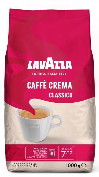 Lavazza Caffé Crema Classico Bohnen