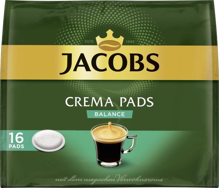 Jacobs Krönung Crema Pads Balance