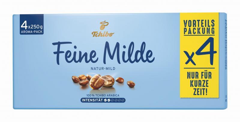 Tchibo Feine Milde - 1kg Gemahlen