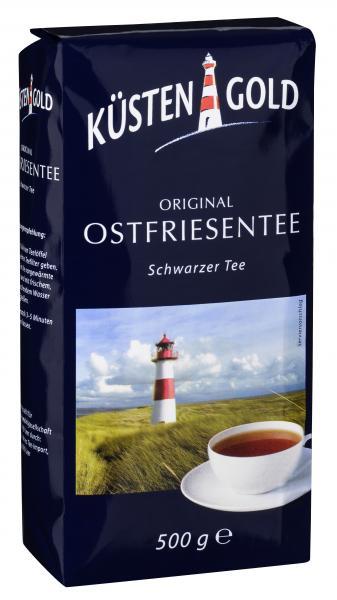 Küstengold Original Ostfriesentee