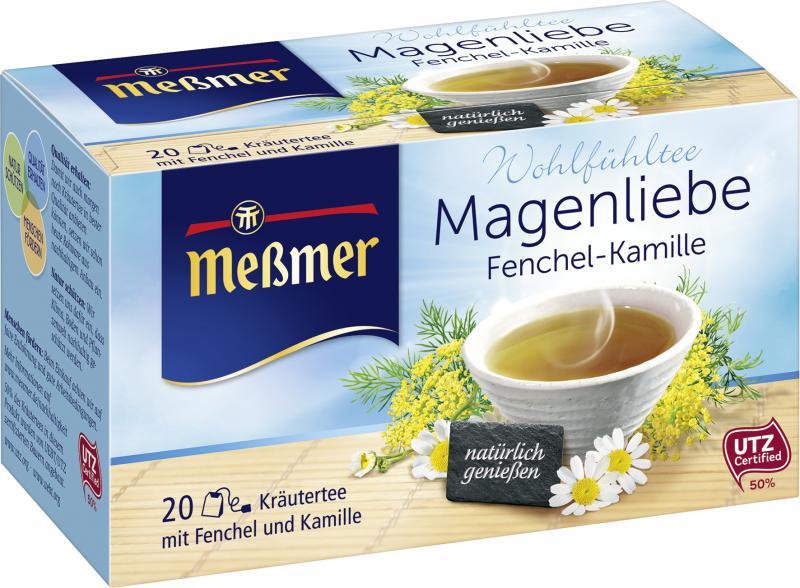 Meßmer Magenliebe Fenchel-Kamille