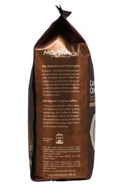 Mövenpick Caffè Crema 100% Arabica Bohnen