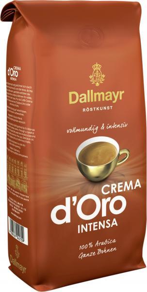 Dallmayr Crema D'Oro Intensa Ganze Bohne