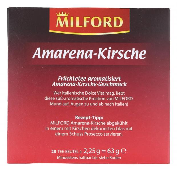 Milford Amarena-Kirsche