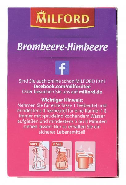 Milford Brombeere-Himbeere