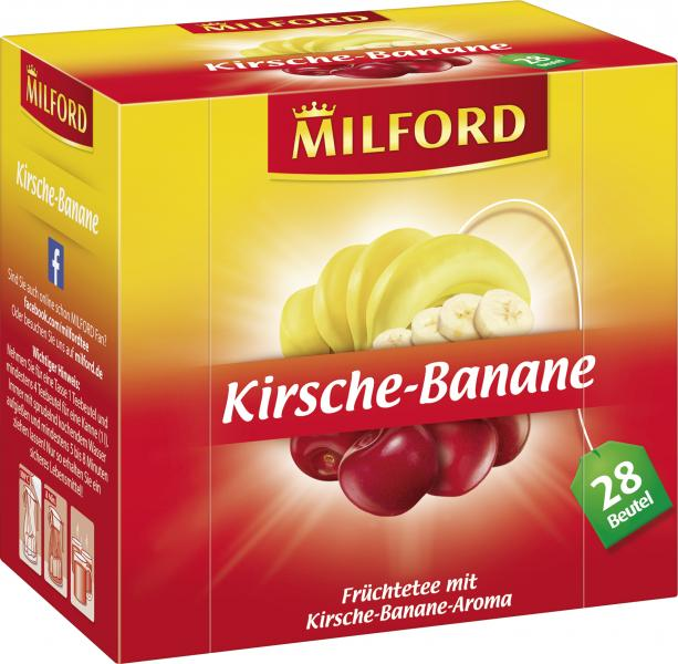 Milford Kirsche-Banane