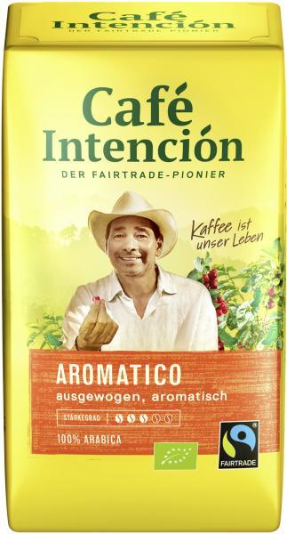 Darboven Café Intención Aromatico gemahlen