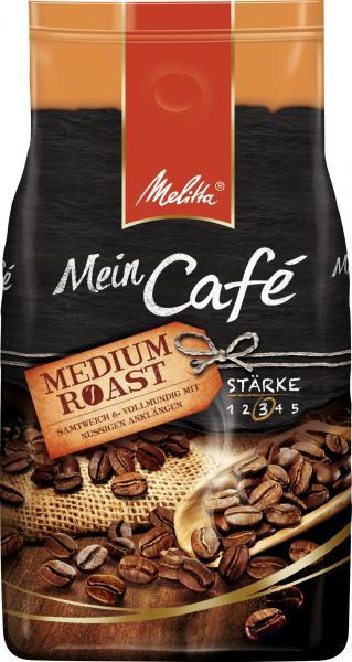 Melitta Mein Café Medium Roast