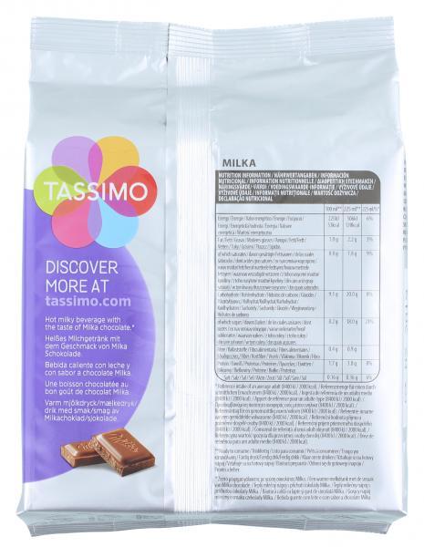 Tassimo Kapseln Milka, 8 Kakao Kapseln