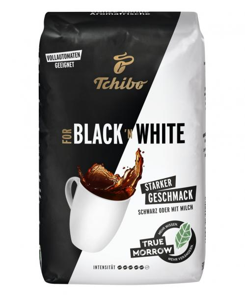 Tchibo for Black 'n White - 500g Ganze Bohnen