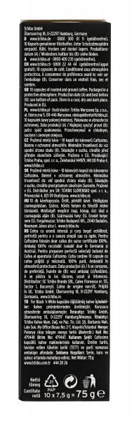 Tchibo Cafissimo for Black 'n White - 10 Kapseln