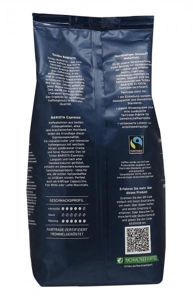 Tchibo Barista Espresso - 1kg Ganze Bohne