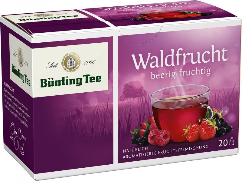 Bünting Waldfrucht Tee