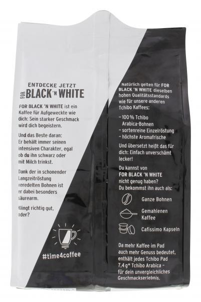 Tchibo for Black'n White - 36 Pads