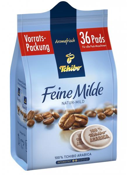 Tchibo Feine Milde - 36 Pads
