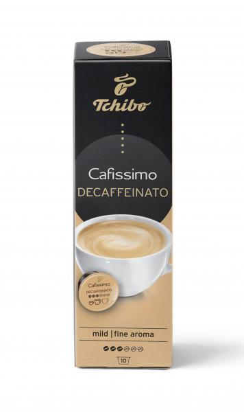 Tchibo Cafissimo Caffè Crema entkoffeiniert - 10 Kapseln