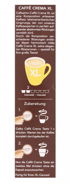 Tchibo Cafissimo Caffè Crema XL