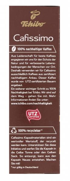 Tchibo Cafissimo Kaffee XL - 10 Kapseln