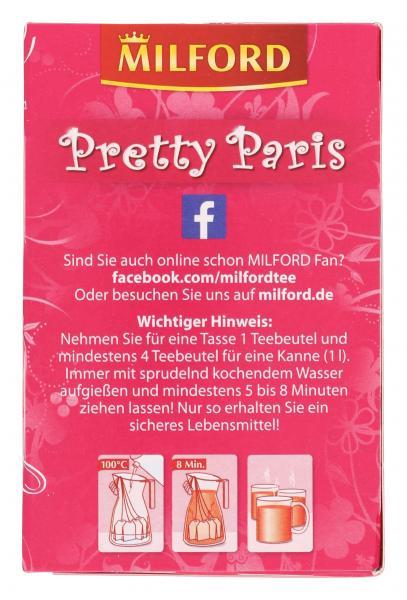Milford Pretty Paris Kirsche-Macarons