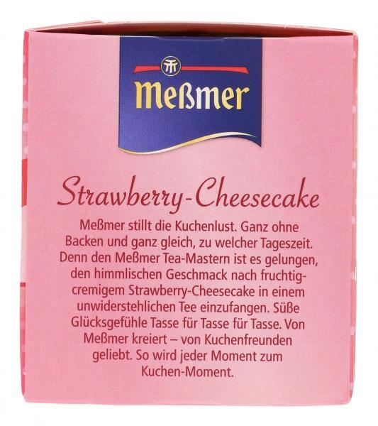 Meßmer Strawberry-Cheesecake