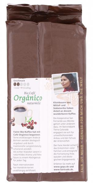 Gepa Bio Café Orgánico naturmild