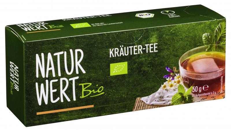 NaturWert Bio Kräuter-Tee